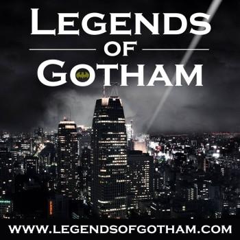 Legends of Gotham Podcast on TalkingTimelords.com