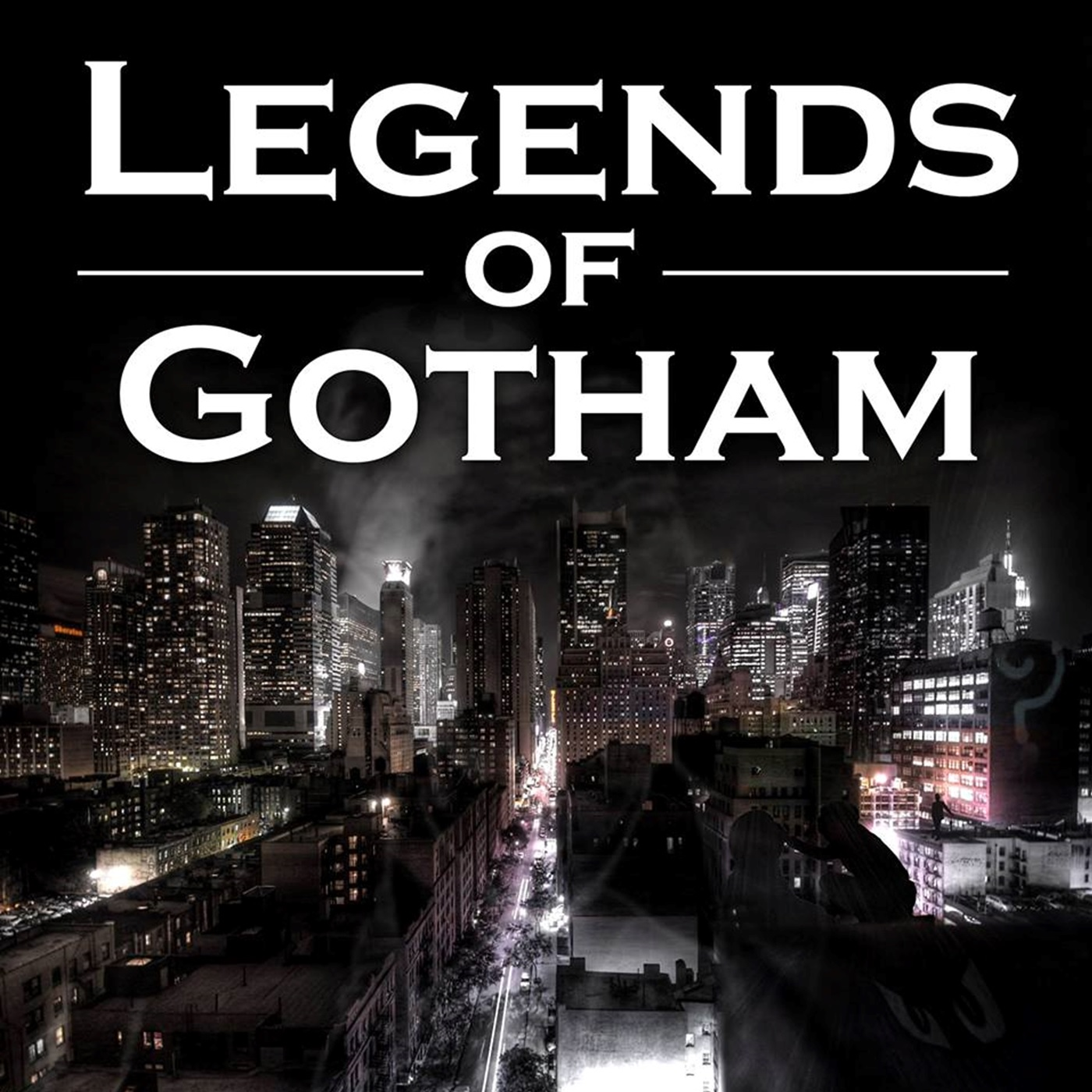 Legends of Gotham