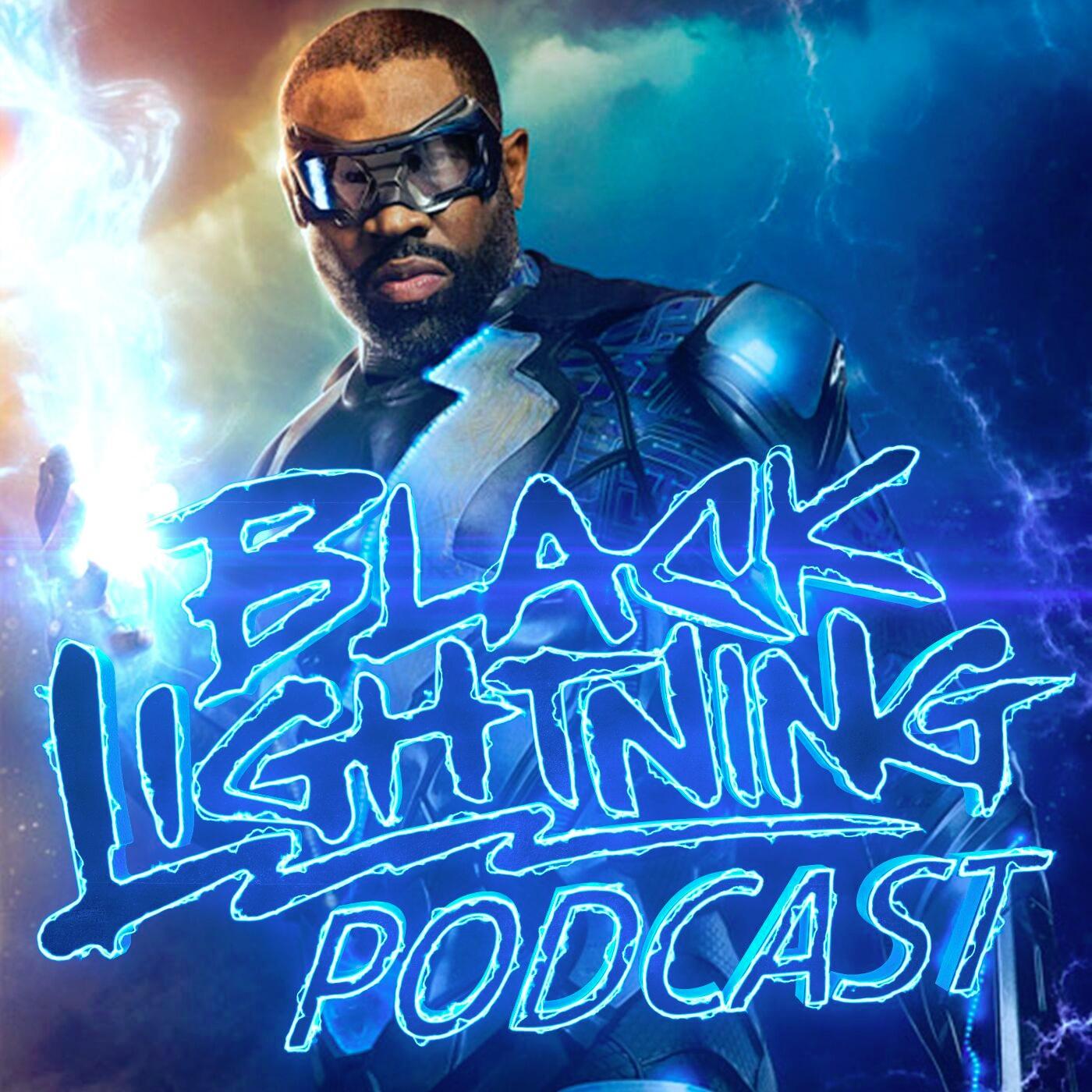 Black Lightning Podcast on TalkingTimelords.com