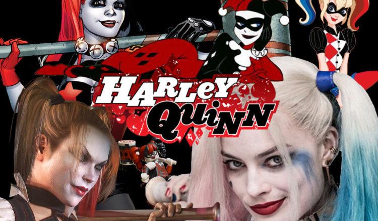harley quinn google