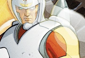 Krypton Adam Strange