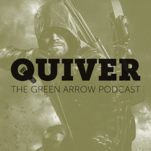 Quiver - Green Arrow Podcast on NovelScreenings.com