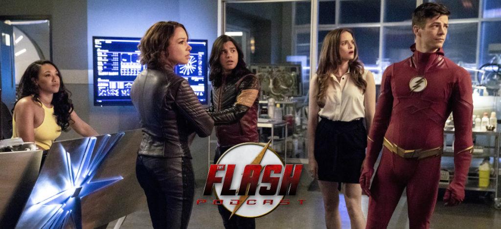 "The Flash Podcast Season 5 – Episode 2: ""Blocked"""