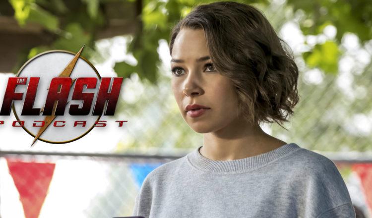 The Flash Podcast Season 5 - Episode 4: