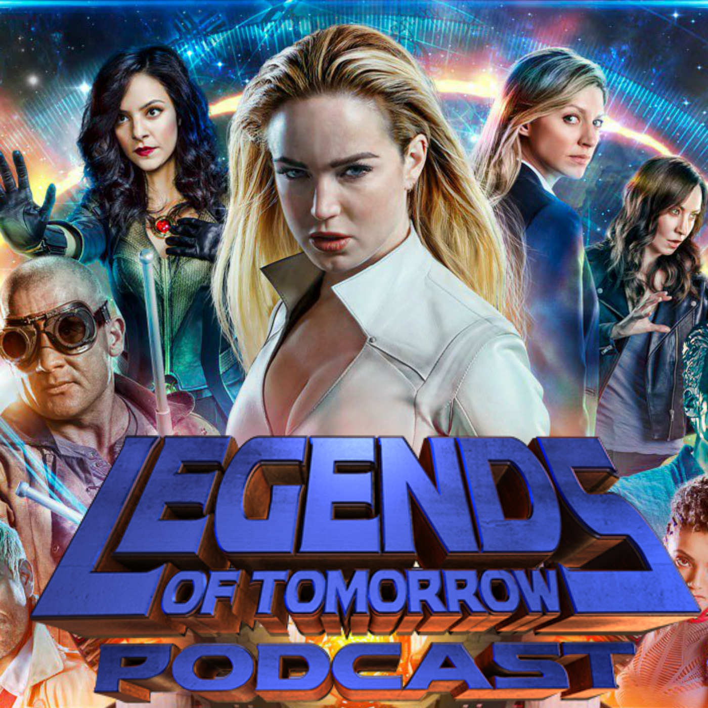 Legends of Tomorrow Podcast on NovelScreenings.com