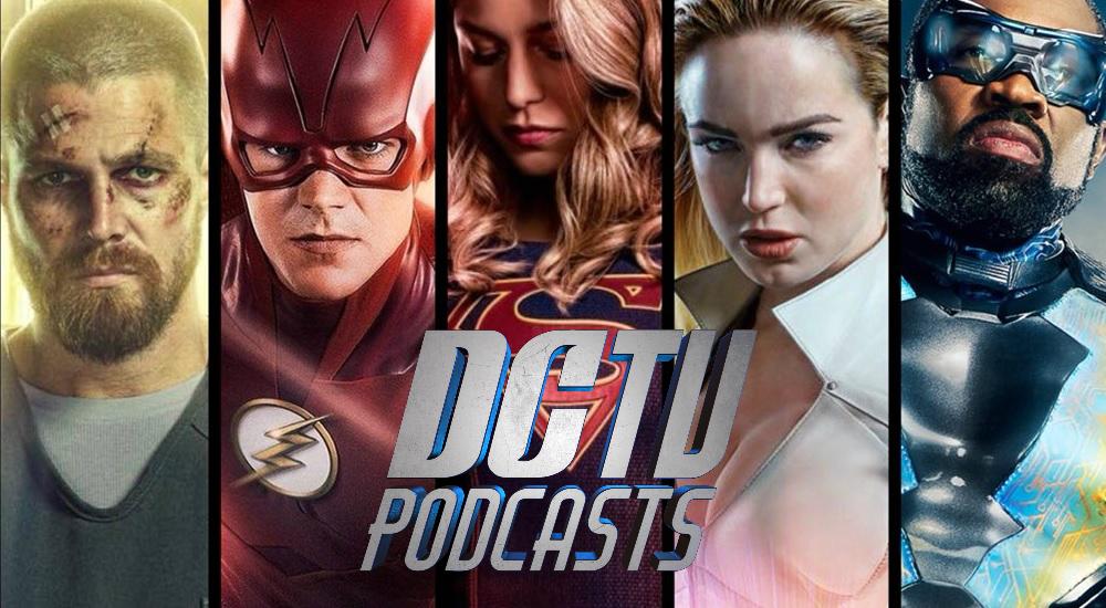 Arrow, Flash, Legends, Supergirl & Black Lightning Renewed By CW