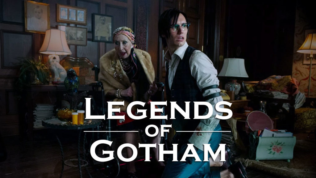 Legends of Gotham #107 – (S05E04) Roofin' Riddlers – DC TV