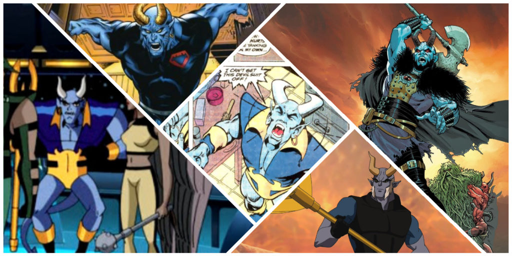 Swamp Thing: Ian Ziering Joins Cast as DCs Blue Devil   CBR