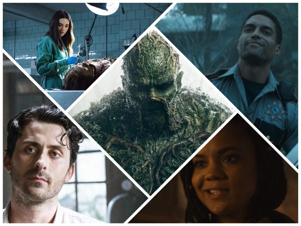 Swamp Thing Radio Season 1 – Episode 1: Pilot – DC TV Podcasts