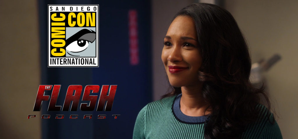SDCC 2019 - The Flash Interview: Candice Patton On Iris' Journey