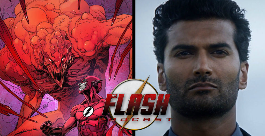 The Flash Podcast Season 5 5 – Episode 6: Bloodwork Character