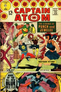 Captain Atom #85, 1967