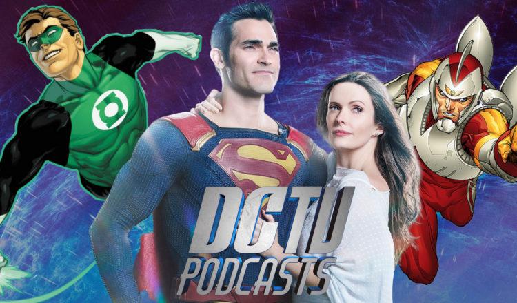 DC-TV-Podcasts-Superman-Green-Lantern-Strange-Adventures