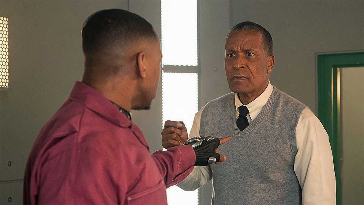 phil morris in doom patrol