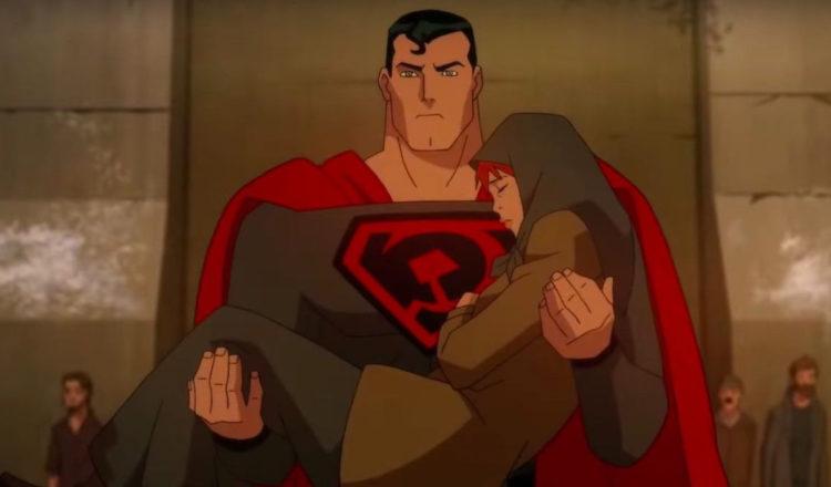 superman red son dctv