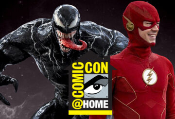 The-Flash-Podcast-VenomVlog-SDCC-Home